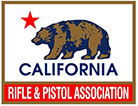 california rifle pistol association logo