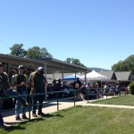 800 Athletes Compete at 3rd Series Trap Shoot