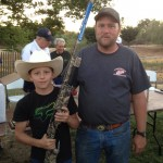 COLBY DIBBLE WINS SHOTGUN AT STATE TRAP CHAMPIONSHIP